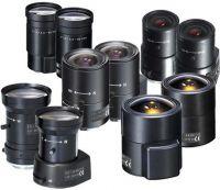 объективы для видеонаблюдения
