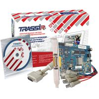 Плата видеозахвата TRASSIR Optima 960H-16