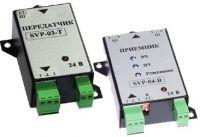 Комплект для передачи видеосигнала по витой паре SVP-03T/04R