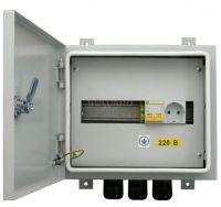 Монтажный шкаф B-270x310x120