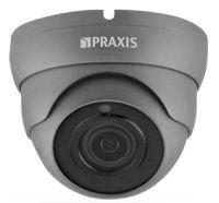 Антивандальная всепогодная купольная видеокамера PE-7111MHD 3.6