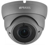 Вандалозащищенная уличная мультиформатная HD‑видеокамера PE-7112MHD 2.8-12