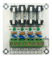модуль на 4 выходных канала ST-PS104FB