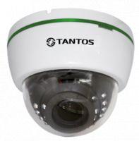 Купольная универсальная видеокамера 4 в 1 TSc-Di1080pUVCv (2.8-12)