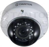 Антивандальная универсальная видеокамера 2 Mp TSc-DVi1080pHDv (2.8-12)