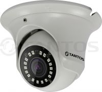 2 мегапиксельная уличная антивандальная IP камера TSi-Ee25FP (3.6)