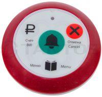 Кнопка вызова радиоканальная 4-х кнопочная TSw-BR4