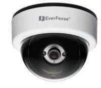 Цветная купольная видеокамера ED-210