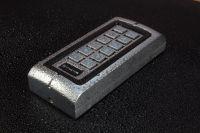 Кодонаборная панель TS-KBD-EM-WP Metal