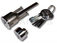 Цилиндр в комплекте с 5 ключами для TS-EL2369 Classic