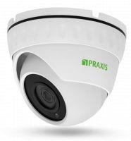 Вандалозащищенная уличная мультиформатная HD‑видеокамера PE-8112MHD 3.6