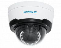 Антивандальная 5-мегапиксельная уличная камера IDV-5MS-2812AF AI