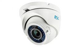 Аналоговая видеокамера RVi-125C (2.8-12 мм) NEW