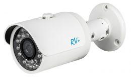 Уличная IP-камера видеонаблюдения RVI-IPC43S (6 мм)
