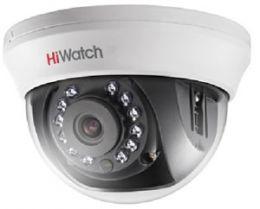 HD-TVI видеокамера HiWatch DS-T201