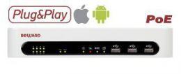 16-канальный пентаплексный IP-видеорегистратор BDR16VP