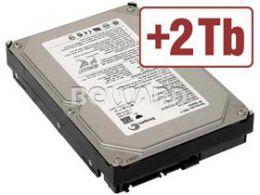 Дополнительный жесткий диск BRVX-1