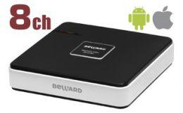 8-канальный IP-видеорегистратор BK0108S