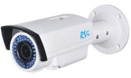 Уличная IP-камера видеонаблюдения RVi-IPC42LS (2.8-12 мм)