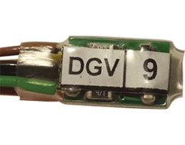 DGV микромодуль - контроль