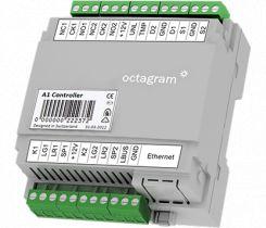 A1HT – контроллер для 4 независимых помещений