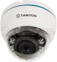 Купольная AHD видеокамера TSc-Di960pAHDf (3.6)