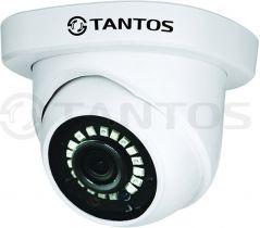 Антивандальная UVC видеокамера 2 MpTSc-EB1080pHDf (3.6)