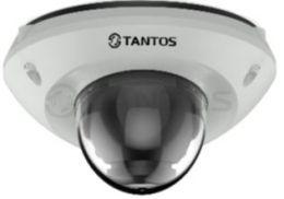 IP видеокамера купольная антивандальная TSi-De25FPM (2.8)