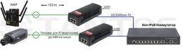 PoE-инжектор для сетей TSn-PoE56