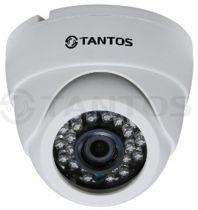 Двухмегапиксельная купольная IP камера TSi-Ebecof22 (3.6)