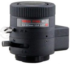 Варифокальный пятимегапиксельный объектив TSi-L33105D (5mp)