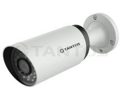Уличная цилиндрическая видеокамера 4в1 TSc-P1080pUVCv (2.8-12)