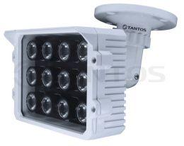 Уличный ИК прожектор TSp-IRM100-60-12