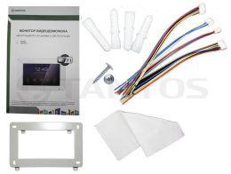 Монитор цветного видеодомофона с сенсорным резистивным экраном 7 дюймов Rocky