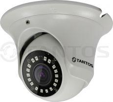 5 мегапиксельная уличная антивандальная IP камера TSi-Ee50FP (3.6)