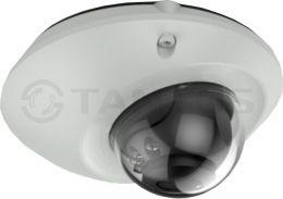 2 мегапиксельная купольная уличная антивандальная IP камера TSi-Dn235FP (2.4)
