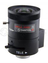 Варифокальный восьмимегапиксельный объектив TSi-L1250D (8mp)