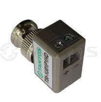Пассивный приемник-передатчик HD-видео по витой паре TSt-1U01P1HD