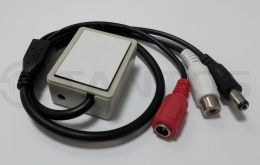 Микрофон в корпусе TSa-M30AMP
