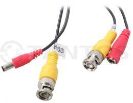 Соединительный шнур TS CCTV (BNC+DC) 20М