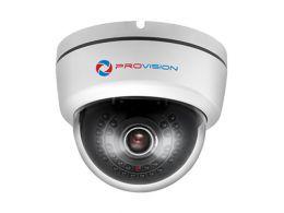 Купольная профессиональная IP-камера видеонаблюдения PVD-IR208IPA