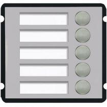 Пятиабонентная IP вызывная панель VTO2000A-B5