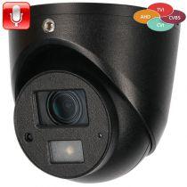 Уличная миниатюрная купольная камера DH-HAC-HDW1220GP-0360B