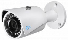 Уличная IP-камера RVi-IPC43S V.2 (2.8 мм)