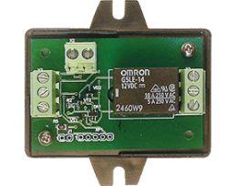 """DHV10 модуль: электромагнитное реле и контроль """"сухого контакта"""""""